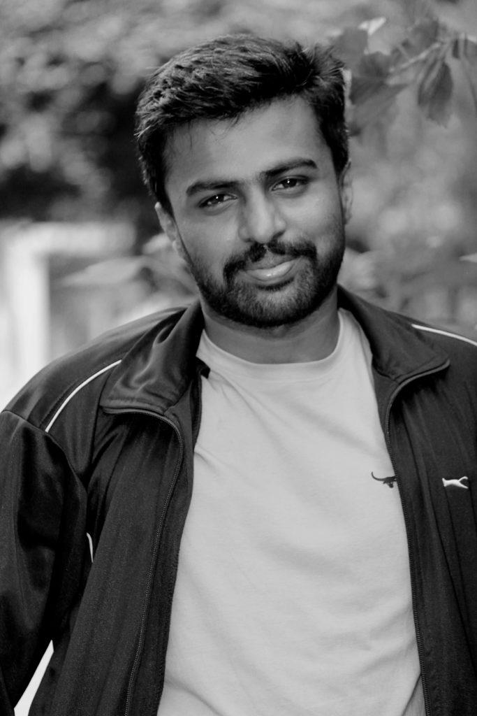 Navinkumar Agriculture Trip Author