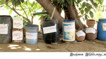 தேமோர், அரப்பு மோர், மீன் கரைசல் தயாரிக்கும் முறை